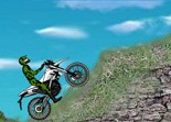 Moto cross trial
