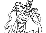 Coloriage Batman
