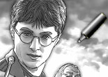 Harry Potter Coloriages