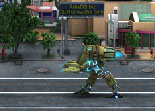 Robot Armored Fighter