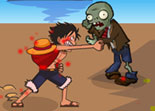 One Piece contre les Zombies