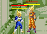 Dragon Ball Z Mini Fighting