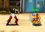 KOF Iori Fighting