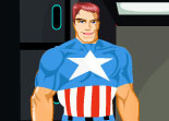 Captain America Habillage