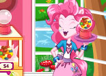 Equestria Girls Magasin de Bonbons
