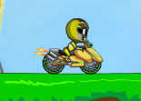 Motocross Power Rangers