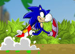 Sonic Aventure dans la Jungle