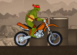 Rapha�l Tortues Ninja 1