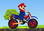 Mario Moto Bike Fun