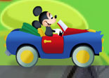 Mickey Mouse Voiture