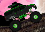 Monster Truck Halloween