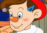 Pinocchio Objets Cach�s