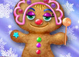 Gingerbread Crazy Chef Cookie Maker iPad