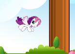 Cute Flappy Pony
