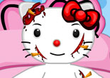 Hello Kitty Accident de V�lo
