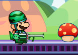 Mario Bros Metal Slug