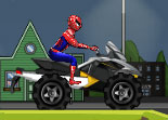 Spiderman Super Quad