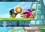 Angry Birds Ch�teau Magique