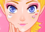 Cr�e ton Maquillage Hello Kitty