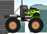 Monster Truck Monstre Int�rieur