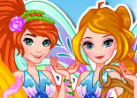 Winx Club Princesses Disney