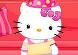 Hello Kitty D�coration de Nouvel-An