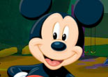 Mickey et Minnie Nuit du Nouvel-An